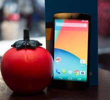 Hands-on: Nexus 5 review