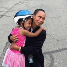 Richmond police give bicycle to girl, 4, who called 911 for great-grandmother