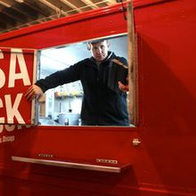 The Salsa Food Truck First to Earn License to Cook on Board, Owner Says - DNAinfo.com Chicago