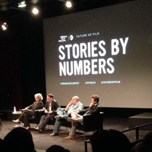 David Simon and Nate Silver on Big Data and The Future of Storytelling