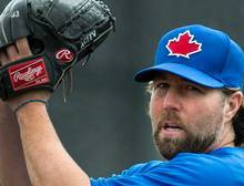 The data behind R.A. Dickey: A pitch-by-pitch breakdown of his 2012 season