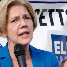 Elizabeth Warren Wins Twice: The Anatomy of a Twitter Rumor