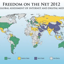 U.S. Ranks Second in Internet Freedom, Behind Estonia