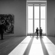 Private Art Becomes Public