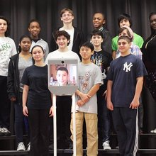 Robot Avatar Attends High School in Place of Recuperating Student
