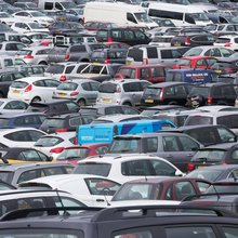 Sensors in doors promise an end to car park dings