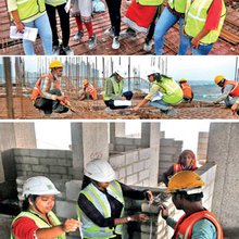 Building a new slab - Pune Mirror -