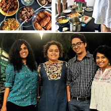Fed by the book - Pune Mirror -