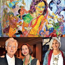 A tango for art - Pune Mirror -