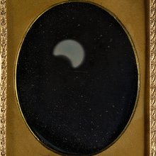 The First-Ever Solar Eclipse Photographs at the Met