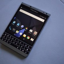 Rare BlackBerry Passport Silver Edition running Android goes up for sale on Kijiji