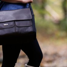 This camera bag was designed for women, by women