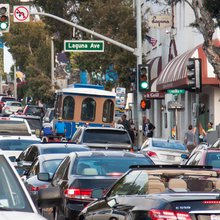 Hansen: Laguna's traffic reality, sent one alert at a time