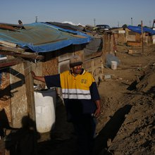 Without water, work or homes: Farm laborers displaced by drought