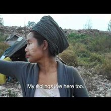 The people of the Mae Sot dump site