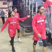 WNBA Playoffs: Minnesota Lynx Hold Off Washington Mystics to Advance to WNBA Finals - Taji Mag