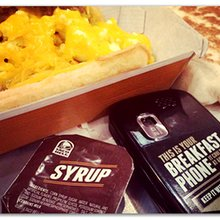 What it was like to have a Taco Bell 'breakfast phone'