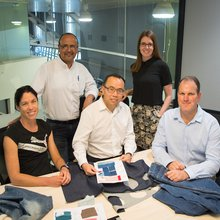 Australian Scientists Are Dyeing New Denim From Old Jeans - Rivet