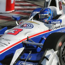 Castroneves frustrated with ninth-place Long Beach finish
