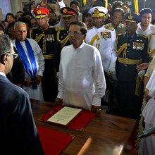 Sri Lanka's new president promises 'no more abductions, no more censorship'