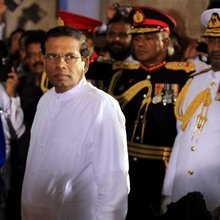 Sri Lanka's New Leader to Dissolve Parliament and Launch War Crimes Probe