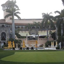 Climate decision could accelerate damage to Trump properties