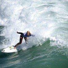 Big announcement for women's surfing: Find out at our live chat