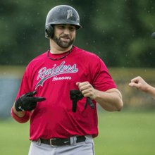Mark Phillips, the No. 9 MLB Draft pick in 2000, returns to Hanover