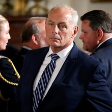 Here's How to Tell If John Kelly Really Has the White House Under Control