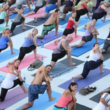 Bad Karma: Can Yoga and Capitalism Get Along?