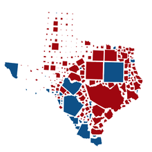 TexElex2014 Governor results