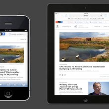 NPR's homepage gets a massive redesign