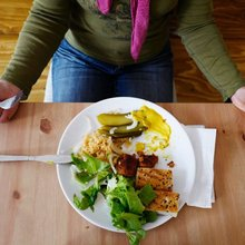 The i Paper: Don't suddenly go vegan in January