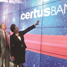 Certus dream team gets its wake-up call