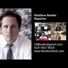 Matthew Bowler reporter reel