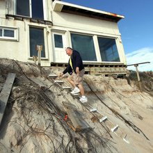 Battered Beaches: Restoring coastal erosion from Matthew could cost $50 million