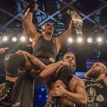 Christopher Daniels fights for honor on Wrestlemania weekend