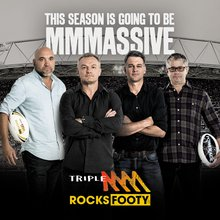 2017 Triple M Footy Voice Comp - Runner Up Announcement