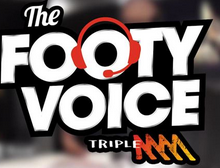 Grand Finalist In Triple M Footy Voice Competition