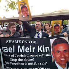 Till get do us part: Israel Meir Kin's Las Vegas wedding - Jewish Journal