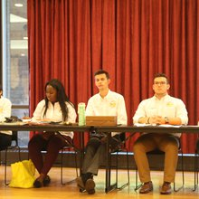 SGA inaugurates Freshman Council