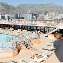 The QE2 docks in Cape Town | IOL