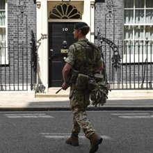 Operation Temperer: Soldiers back up armed police 'as temporary measure'