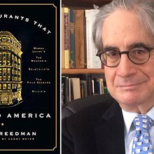Paul Freedman on 'Ten Restaurants That Changed America'