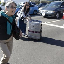 Philadelphia-Bound Travelers at LAX: Scene Was 'Chaotic, Surreal'