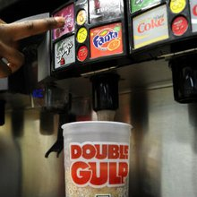Sorry Mayor Bloomberg, Big Sodas Aren't The Problem