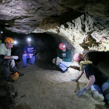 Research continues on Robber Baron Cave