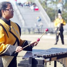 Topsail High marching band celebrates best season