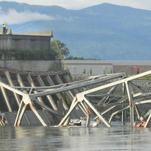 Lawsuit seeks to determine fault in 2013 Skagit River bridge collapse