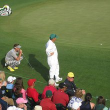 Live Blog: Final Round of the Masters Tournament